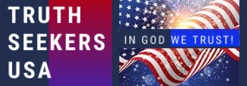 Truth Seekers USA In God We Trust