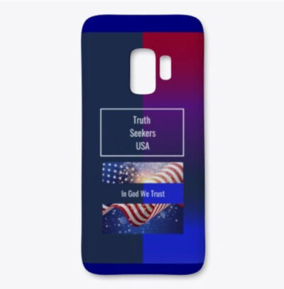 Truth Seekers USA Samsung Case